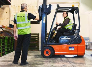 Forklift Training, Plymouth, Devon, Cornwall,First Aid Training, CPC Driver Training, Plant and Machinery Training